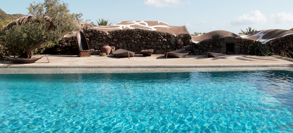Monastero Pantelleria - Private Villa Resort